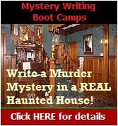 Mystery Writing Boot Camps